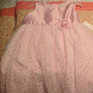 Little girls party dress new with tags!
